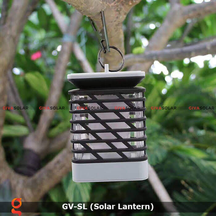Lồng đèn trang trí năng lượng mặt trời GV-SL 7