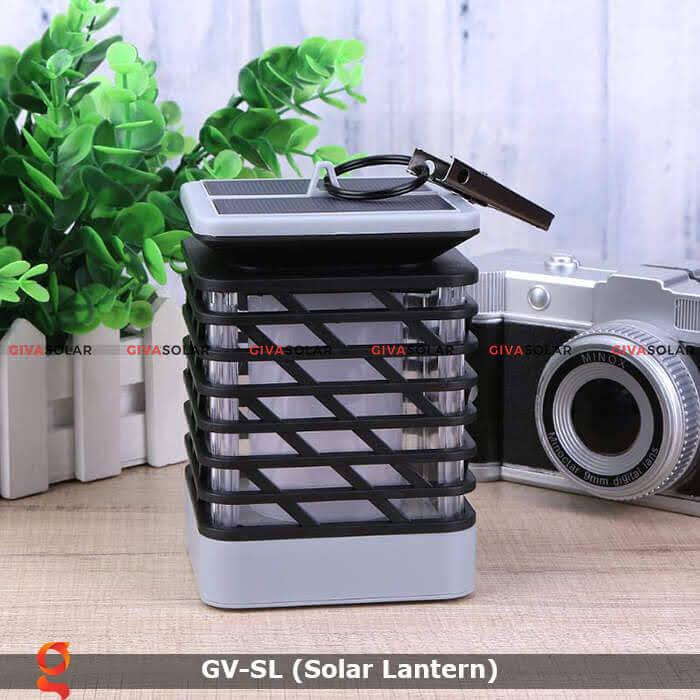 Lồng đèn trang trí năng lượng mặt trời GV-SL 8