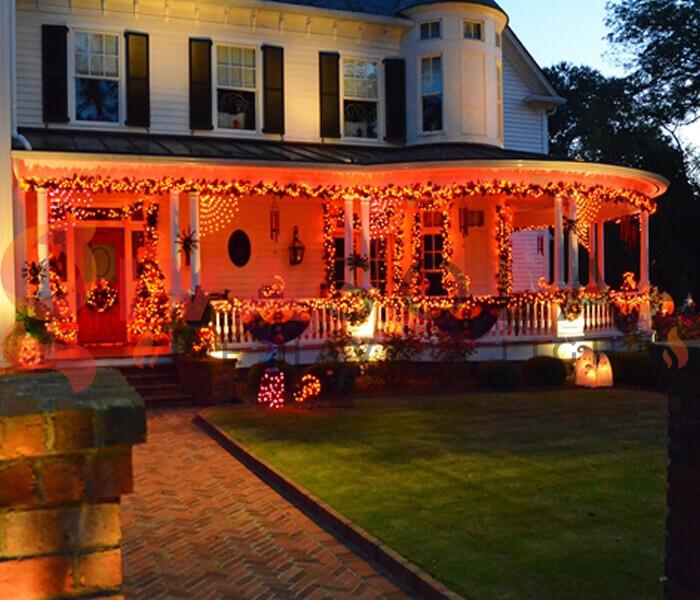 Mua đèn LED trang trí Halloween ở đâu 1