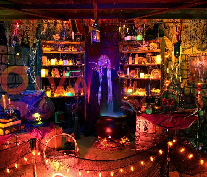 Mua đèn LED trang trí Halloween ở đâu 3