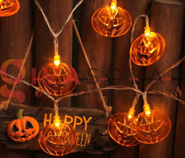 Mua đèn LED trang trí Halloween ở đâu 5