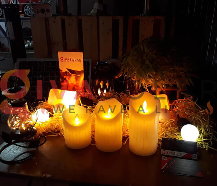 Mua đèn LED trang trí Halloween ở đâu? 9