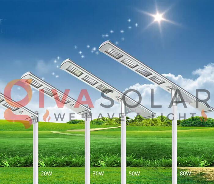 So sánh đèn đường mặt trời và đèn đường thông thường 13