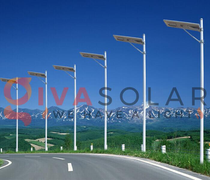So sánh đèn đường mặt trời và đèn đường thông thường 3