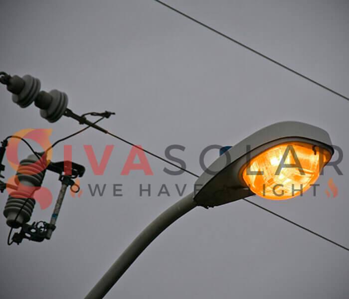 So sánh đèn đường mặt trời và đèn đường thông thường 6