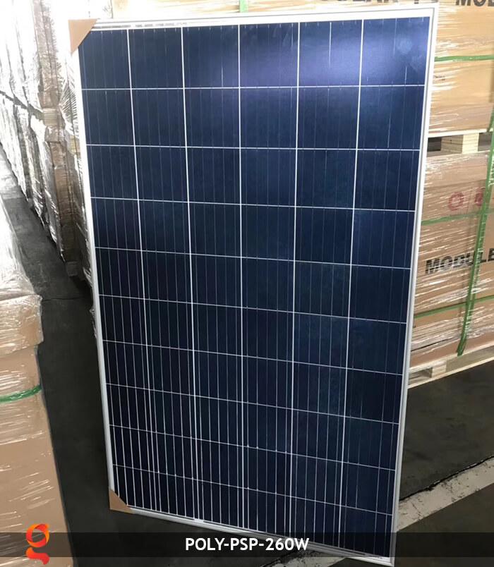 Tấm pin năng lượng mặt trời Poly PSP-260W 10