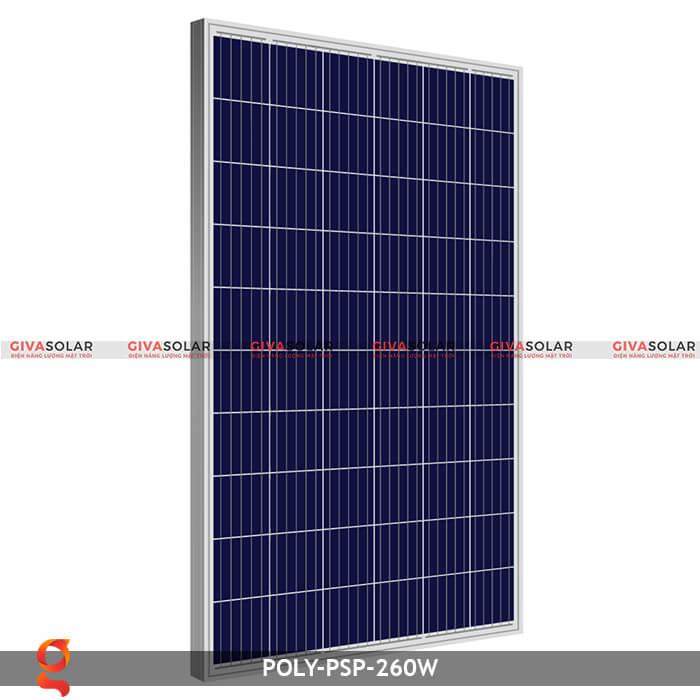 Tấm pin năng lượng mặt trời Poly PSP-260W 3