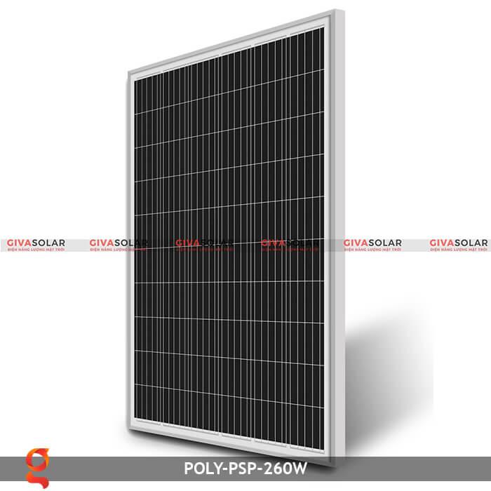 Tấm pin năng lượng mặt trời Poly PSP-260W 6