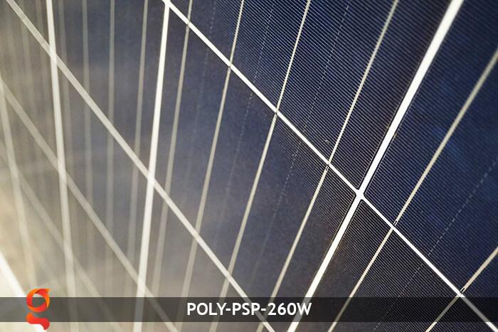 Tấm pin năng lượng mặt trời Poly PSP-260W 9