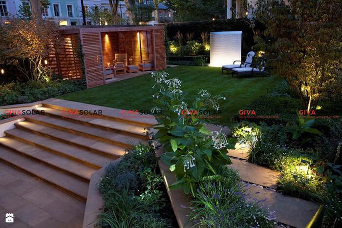 ưu nhược điểm đèn sân vườn năng lượng mặt trời 7
