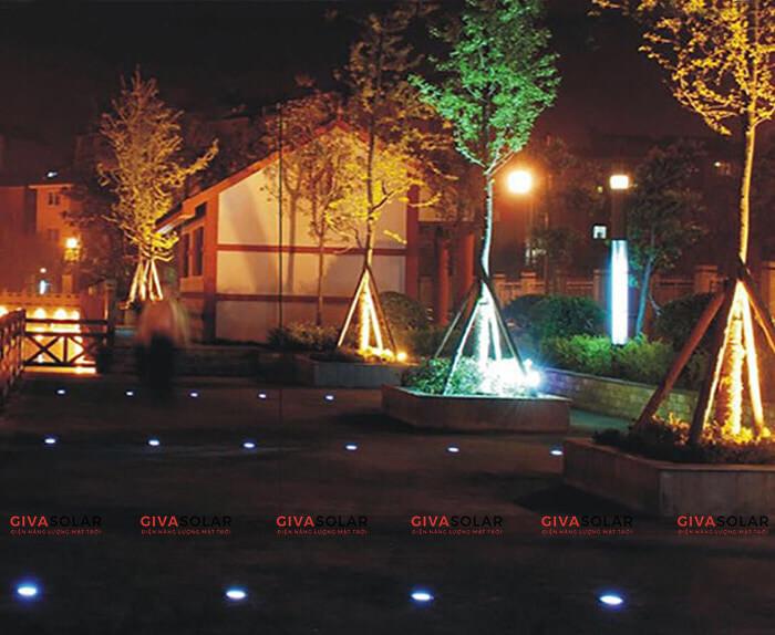 ưu nhược điểm đèn sân vườn năng lượng mặt trời 10