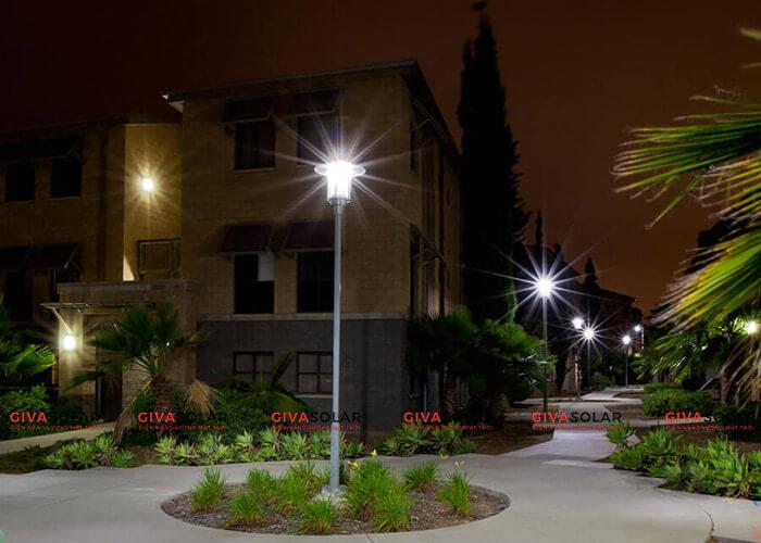 ưu nhược điểm đèn sân vườn năng lượng mặt trời 9