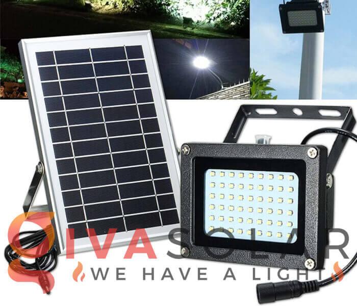 Yếu tố quan trọng khi chọn mua đèn LED pha năng lượng mặt trời