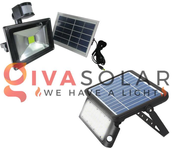 Chất liệu của đèn LED pha