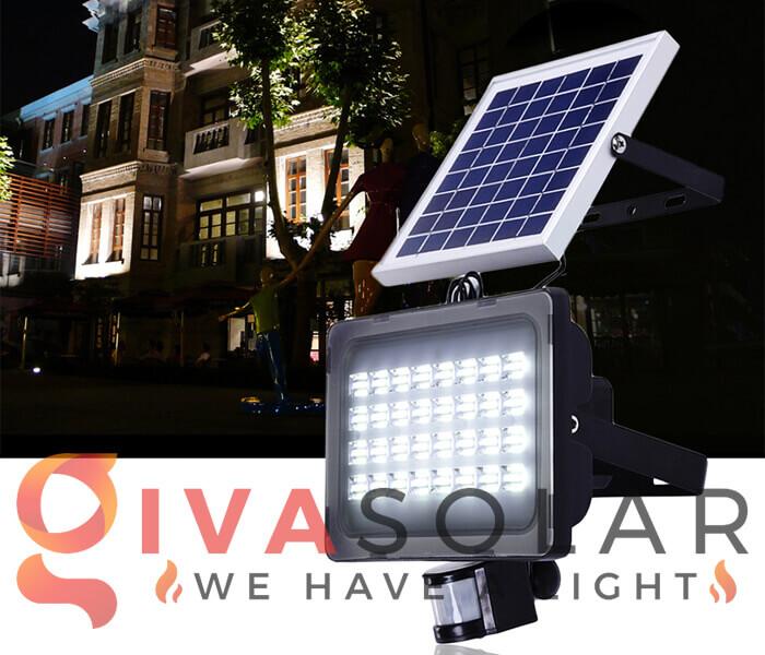 Những yếu tố quan trọng khi chọn mua đèn LED pha năng lượng mặt trời