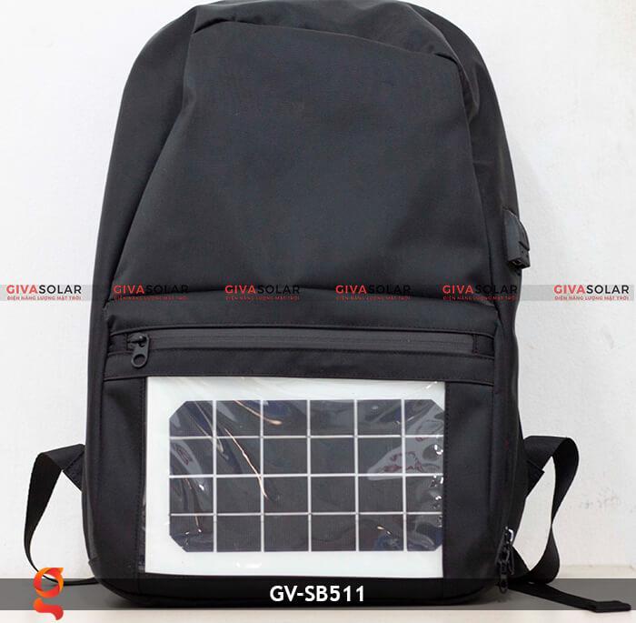 Ba lô năng lượng mặt trời GV-SB511 1