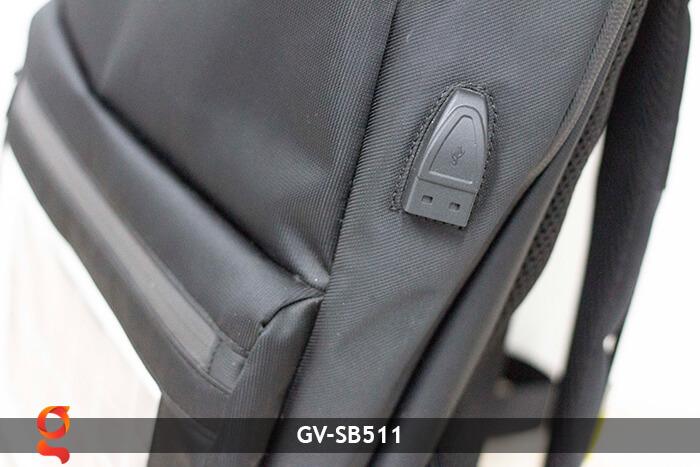 Ba lô năng lượng mặt trời GV-SB511 4