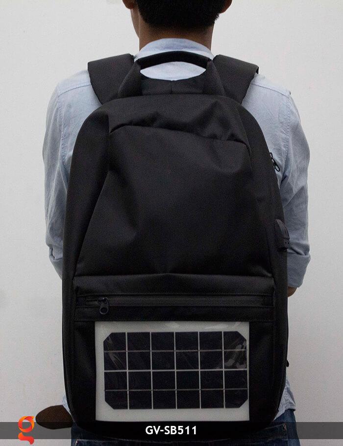 Ba lô năng lượng mặt trời GV-SB511 8