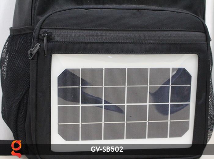 Balo sử dụng năng lượng mặt trời GV-SB502 6