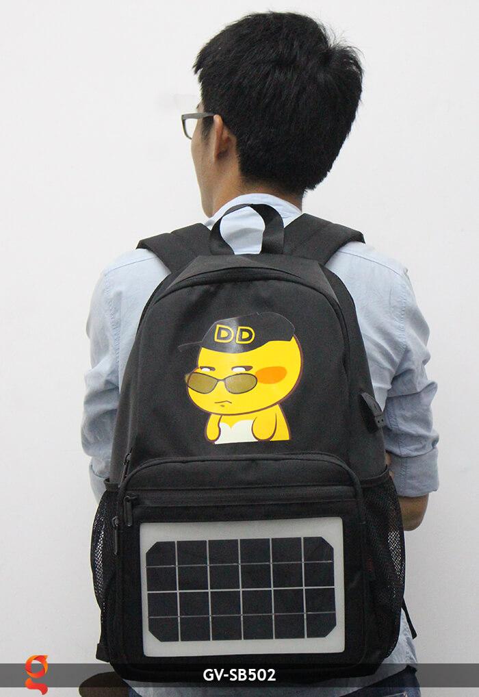 Balo sử dụng năng lượng mặt trời GV-SB502 9