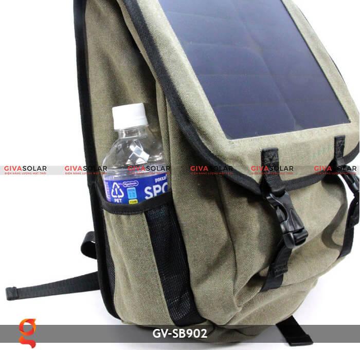 Balo sạc năng lượng mặt trời GV-SB902 7