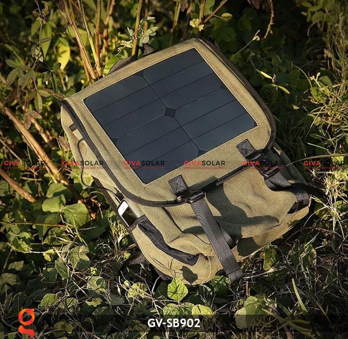 Balo sạc năng lượng mặt trời GV-SB902 9