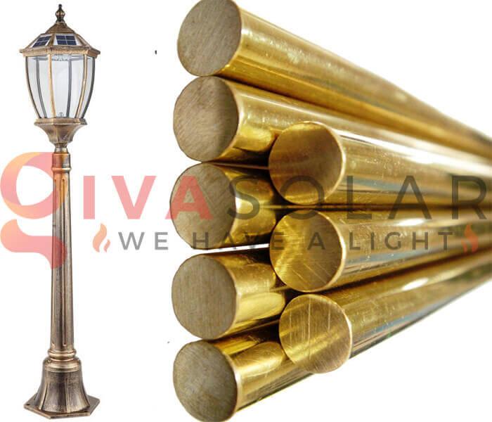 Cách chọn mua đèn trang trí sân vườn 8
