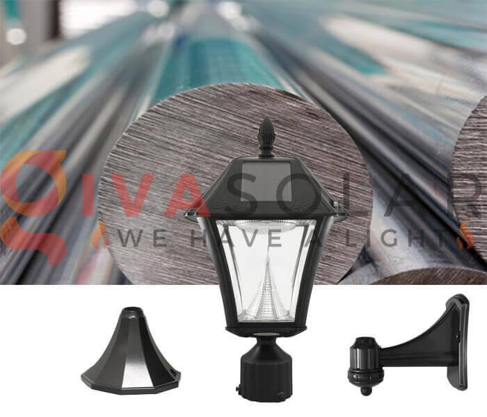Cách chọn mua đèn trang trí sân vườn 9