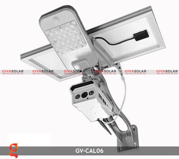 Bộ camera năng lượng mặt trời và đèn đường GV-CAM06 1