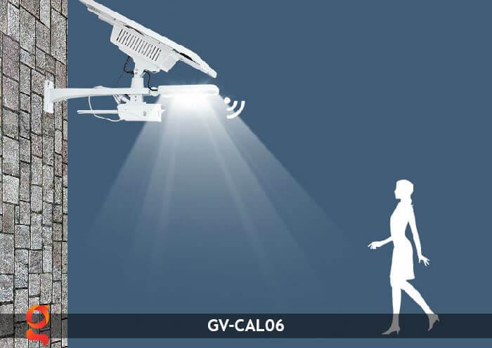 Bộ camera năng lượng mặt trời và đèn đường GV-CAM06 14