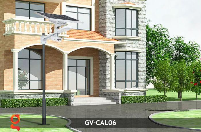 Bộ camera năng lượng mặt trời và đèn đường GV-CAM06 16