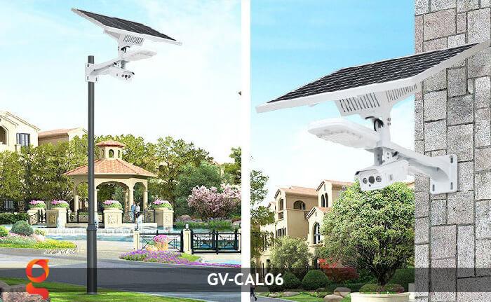 Bộ camera năng lượng mặt trời và đèn đường GV-CAM06 17
