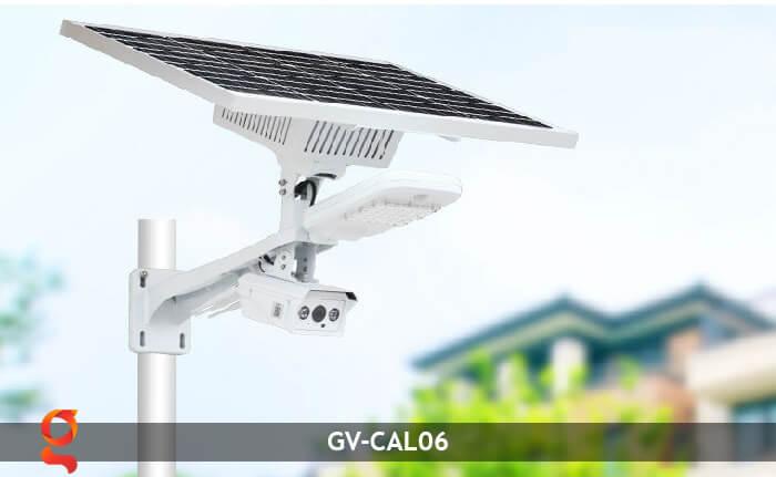Bộ camera năng lượng mặt trời và đèn đường GV-CAM06 18