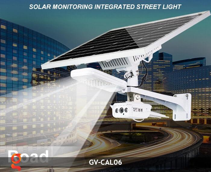 Bộ camera năng lượng mặt trời và đèn đường GV-CAM06 9