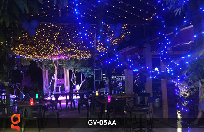 Dây đèn Led trang trí GV-05AA 18