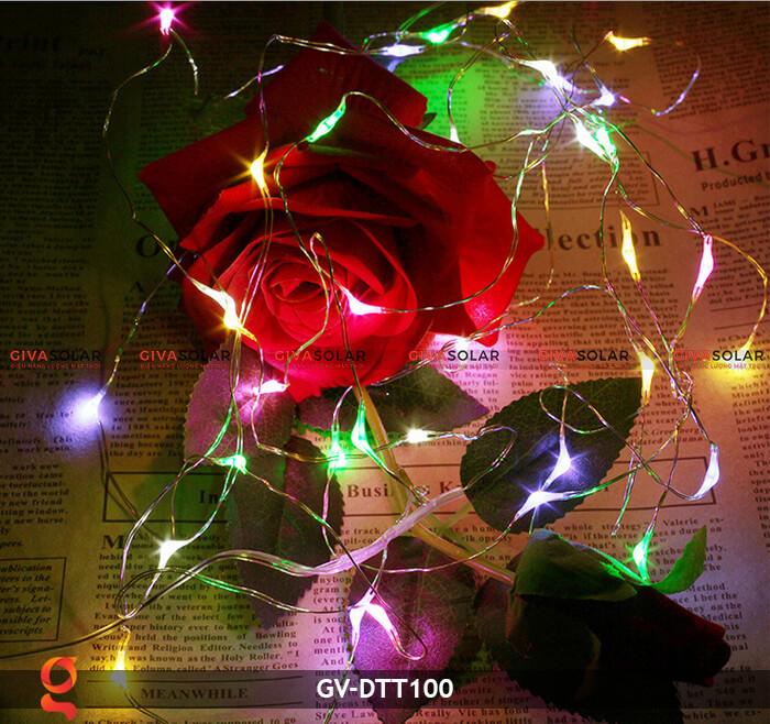 Dây đèn led trang trí cực đẹp GV-DTT100 13