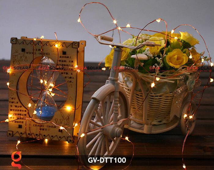 Dây đèn led trang trí cực đẹp GV-DTT100 14