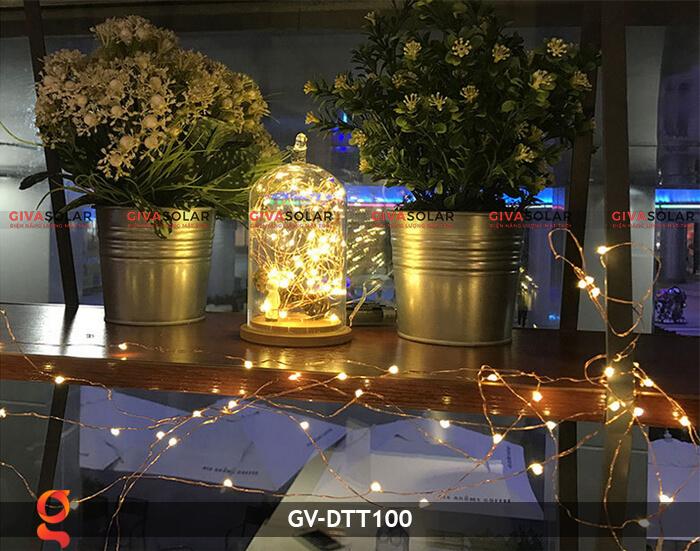 Dây đèn led trang trí cực đẹp GV-DTT100 15