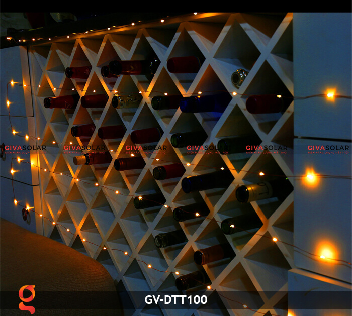 Dây đèn led trang trí cực đẹp GV-DTT100 17