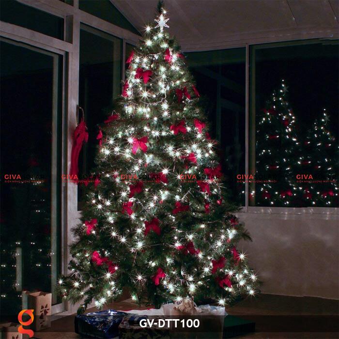 Dây đèn led trang trí cực đẹp GV-DTT100 16