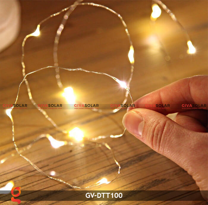 Dây đèn led trang trí cực đẹp GV-DTT100 6