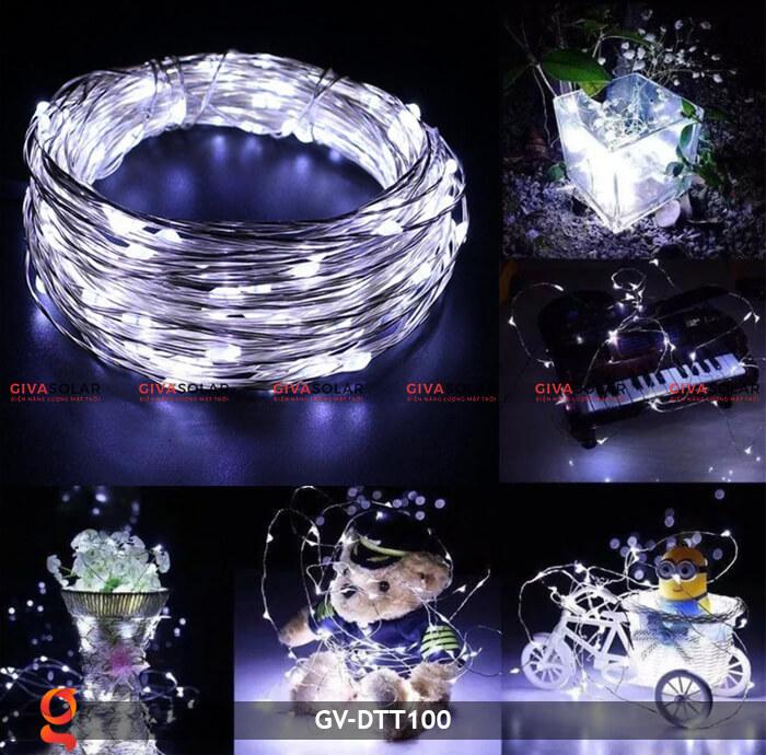 Dây đèn led trang trí cực đẹp GV-DTT100 8