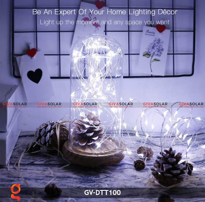 Dây đèn led trang trí cực đẹp GV-DTT100 7