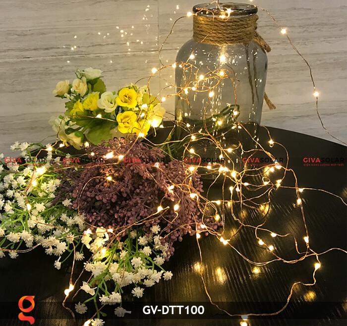 Dây đèn led trang trí cực đẹp GV-DTT100 11