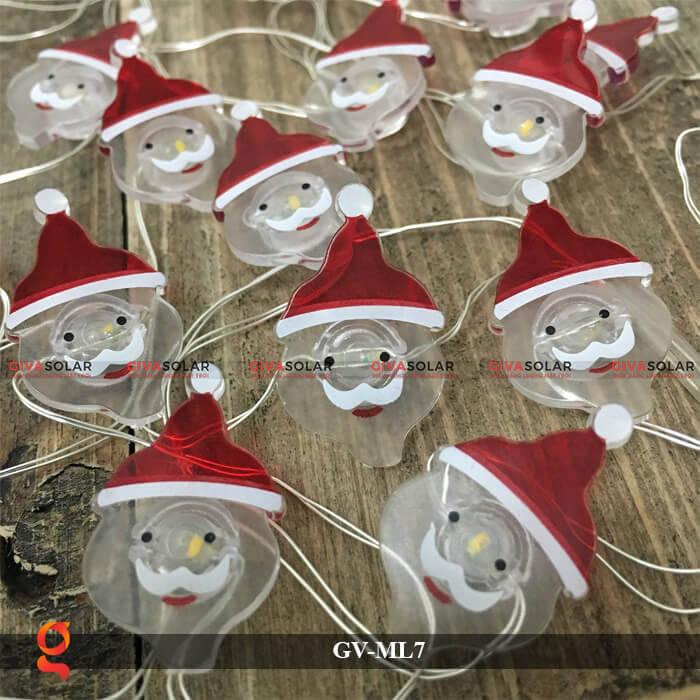 Dây đèn Led trang trí hình Santa GV-ML7 11