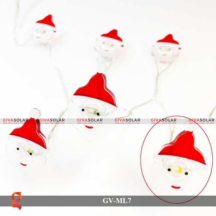 Dây đèn Led trang trí hình Santa GV-ML7 13