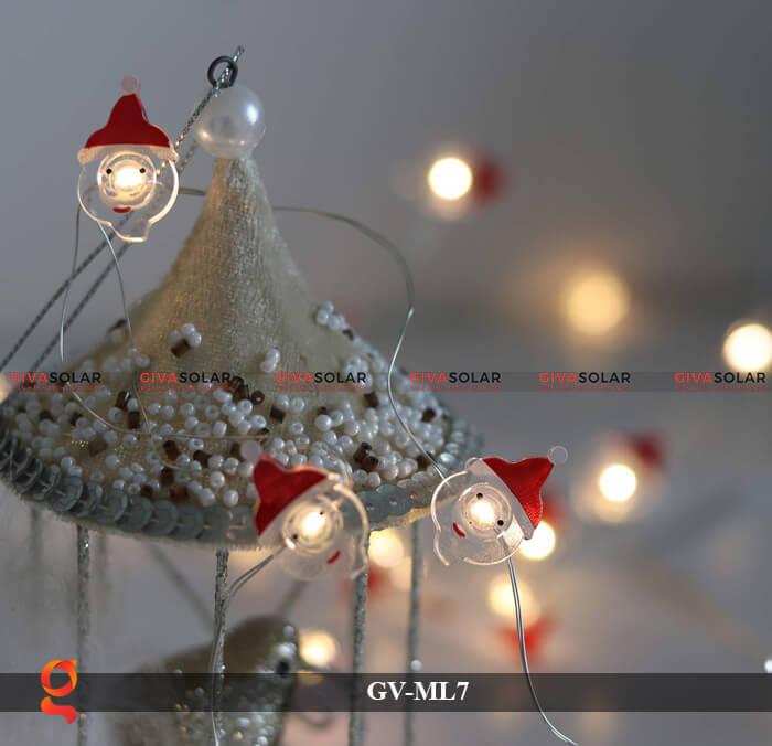 Dây đèn Led trang trí hình Santa GV-ML7 5