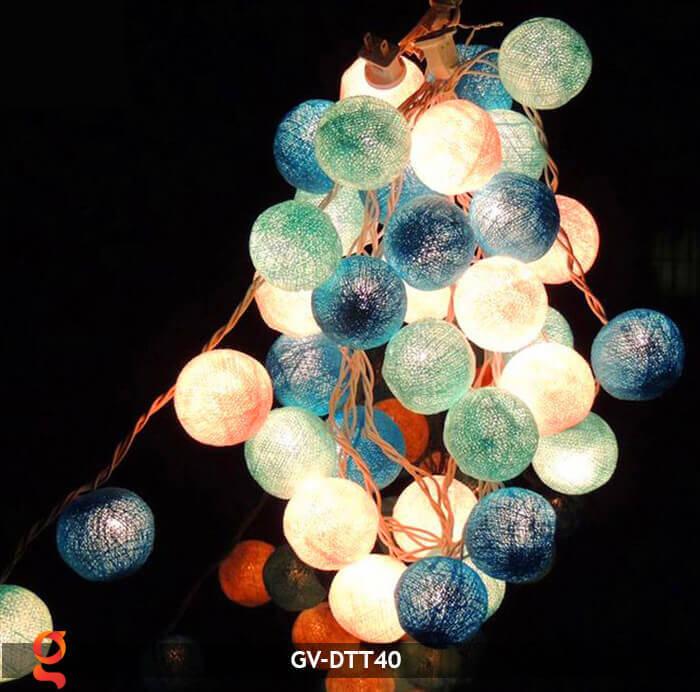 Dây đèn trang trí quả cầu GV-DTT40 1