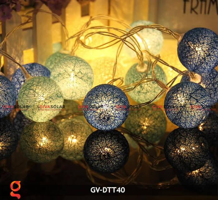 Dây đèn trang trí quả cầu GV-DTT40 3