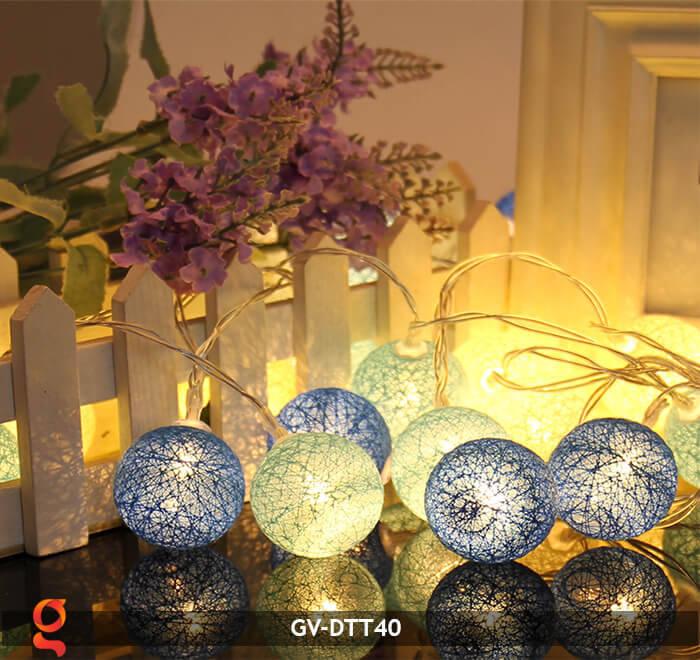 Dây đèn trang trí quả cầu GV-DTT40 5